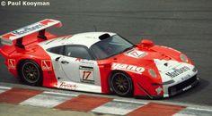 17 - Porsche 911 GT1 #101 - JB FIA GT Championship Spa 1997