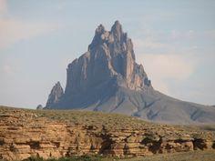 desert-stuff:Shiprock, New Mexico by Ricky via...