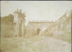 1849, Porta S. Pancrazio