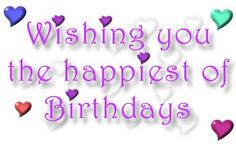 Discover and share Purple Happy Birthday Quotes. Explore our collection of motivational and famous quotes by authors you know and love. Tumblr Birthday, Birthday Wishes Quotes, Happy Birthday Messages, Happy Birthday Images, Birthday Pictures, Birthday Sayings, Happy Birthday Mom From Daughter, Birthday Wishes For Sister, Birthday Stuff