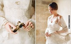 Wedding Nouveau Magazine, Claire Pettibone, Elizabeth Messina | CHECK OUT MORE IDEAS AT WEDDINGPINS.NET | #bridesmaids