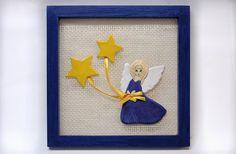 Obrazek ceramiczny wykonany w Pracowni Ceramiki Artami (www.artami.pl)