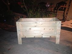 Planters from pallets!!