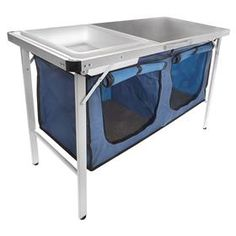 Jackaroo Folding Camp Kitchen Table This Advertisement Is