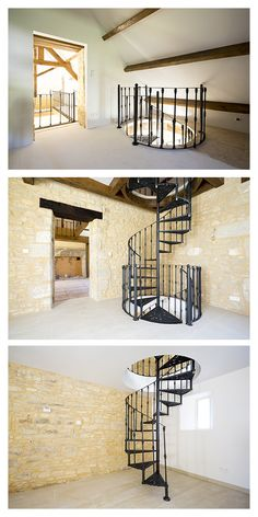 paris-strak-model-gietstalen-spiltrap-optrede-en-hoogte-naar-wens-siertrappe-dolores/ delivers online tools that help you to stay in control of your personal information and protect your online privacy. Spiral Stairs Design, Staircase Design, Stair Design, Minimal House Design, House Staircase, Modern Stairs, Home Room Design, Foyers, House Rooms