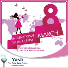 Happy International Women's Day !!