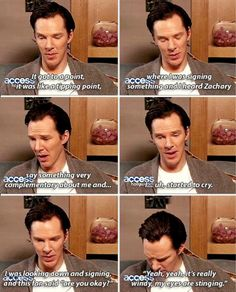 Benedict Cumberbatch, the feels. Oh Pinterest, it's cute how you think I care that I already pinned this.