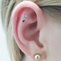 Tash rook - The Coolest Piercings New York Girls Are Getting Right Now #refinery29