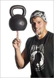 MIKE MAHLER: Body Builder and Kettle Ball Trainer. A well-known trainer for many world-class mixed martial arts fighters and famous as a leading kettleball trainer, Mike Mahler is a vegan athlete and proud of it. http://www.fitnesshealthzone.com/diet-nutrition/extreme-vegan-athletes/# #veganathlete #vegan