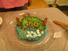 Cake Wars entry
