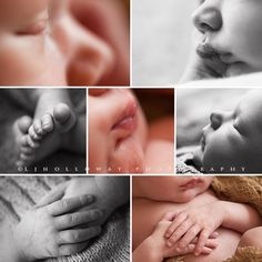 10 tips for photographing newborns