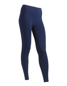 Bandha Yoga Tights - Midnight Blue Melange