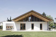 Jimmi Pianezzola, Alberto Sinigaglia · SCL Straw-bale House