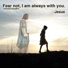 """Powerful vision. """"And lo, remember, I am with you always even til the end of time"""" Matthrw 28:20"""