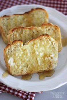 English muffin bread that will seriously up your toast game