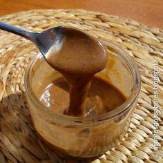 Manteiga ou creme de avelãs