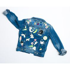 Parrot Patches Multicoloured Meri Meri Fashion Teen , Children