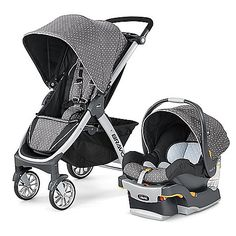 The Bravo Trio Travel System from Chicco is born to perform. This revolutionary 3-in-1 travel system solution easily transitions into an infant car seat carrier, travel system and a toddler stroller, adapting to your changing needs as your baby grows.