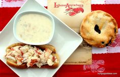Lobster Anywhere Lobster Tails for Two Review by the Hungry Goddess #hgeats