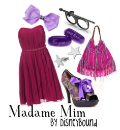 Madame Mim from The Sword in the Stone