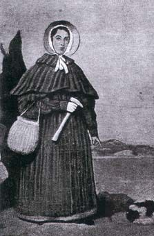 Radiestesistas Martine de Bertereau Baronesa de Beausoleil (1590-1642)