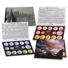Coin Set: 2007 United States Mint Uncirculated Coin Set In Original Government Packaging