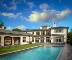 Bordley 2 - traditional - Pool - Houston - Thompson Custom Homes