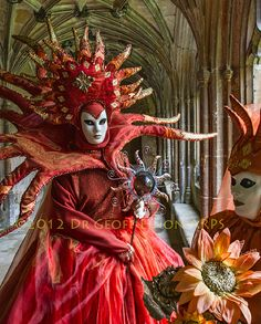 Venetian Carnival Costumes | RPS Venice: Carnival Costumes | Flickr - Photo Sharing!