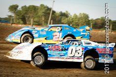 #POTD213 Gregg Haskell 21 | John Pinsonneault 3 | 2007.07.07 | South Buxton Raceway