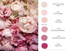 pretty pink palette -Mythic Paint