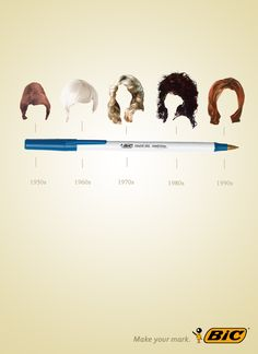 Bic Ballpoint and Soft gel pen Best Ads No comments Bic is Visual Advertising, Clever Advertising, Copy Ads, Bic Pens, Great Ads, Poster Ads, Music Photo, Magazine Ads, Grafik Design