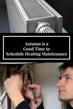 Autumn is a Good Time to Schedule Heating Maintenance