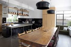 Bilderesultat for big kitchen inspiration