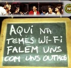 We do not have WiFi here... We talk to each other... #Herdade do #Vau. #Alentejo. #Portugal.