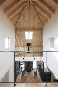 architags - architecture & design blogALTS Design Office. Azuchi house. Japan. photos:... -