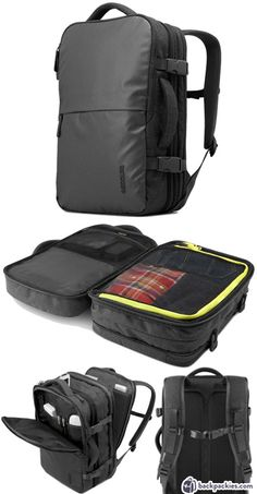 Incase EO travel backpack - Tom Bihn Aeronaut alternative - learn more at backpackies.com