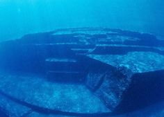 The Yonaguni Monument (Japanese: 与那国島海底地形 Hepburn ...