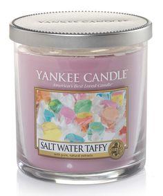 Yankee Candle Salt Water Taffy 7-Oz. Tumbler Candle | zulily