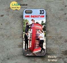 One Direction iPhone 5 case by LADAcase on Etsy, $13.99