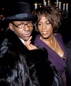 Bobby Brown & Whitney Houston