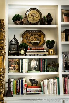 How To Decorate Bookshelves 9 Tips Add Style Your Shelves