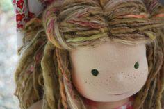 LOVE this dolls hair!