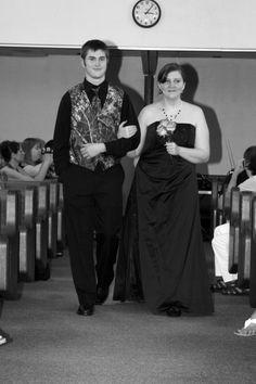 Sister & Bridesmaid of Bride & Groomsmen