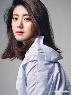 Nam Ji-hyun // Marie Claire Korea