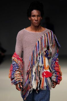 Male Fashion Trends: Lis Bazan Spring-Summer 2018 - Lima Fashion Week