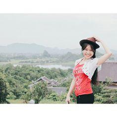 Đi thật xa để trở về #beautifulplaces #truclinhnguyenhoang #redgirl #smile #pineveryday #pictureof2017