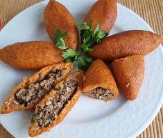 icli-kofte-tarifi Turkish Recipes, Ethnic Recipes, Mini Cheesecakes, Cheesesteak, Baked Potato, Food Photography, Food And Drink, Cooking Recipes, Cookies