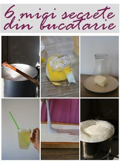 6 mici secrete din bucatarie Cereal, Candles, Breakfast, Food, Morning Coffee, Eten, Meals, Corn Flakes, Pillar Candles