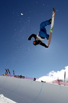 snowboarding in the olympics