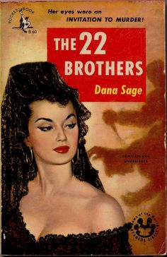 1952; The 22 Brothers by Dana Sage. Cover art by Victor Kalin